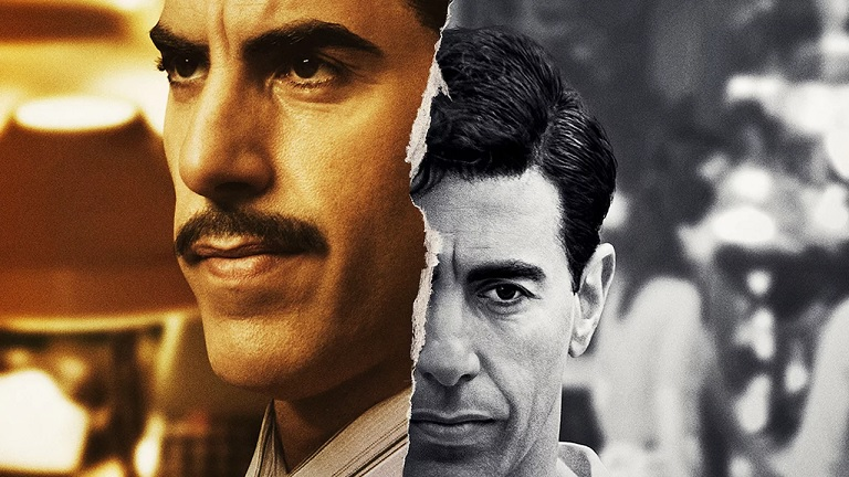 The Spy, trailer della miniserie Netflix con Sacha Baron Cohen thumbnail