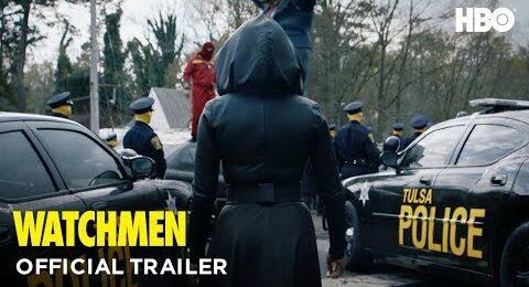 Watchmen: il trailer ufficiale della serie è online thumbnail