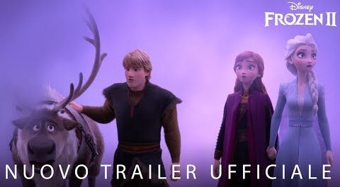 Frozen 2 - Il segreto di Arendelle, online il nuovo trailer thumbnail