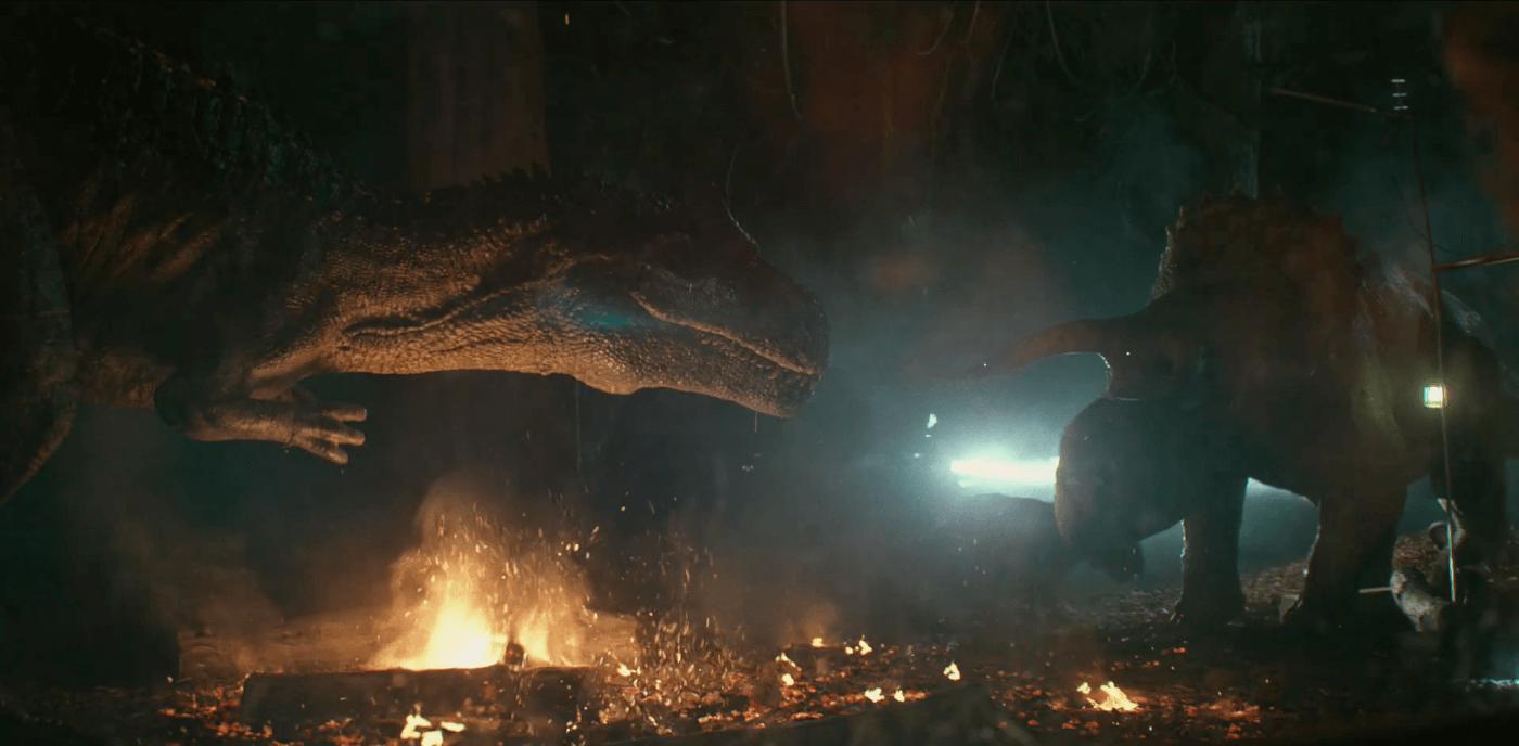 Jurassic World, il nuovo cortometraggio Battle at Big Rock è online thumbnail