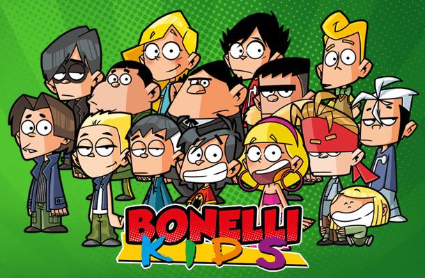 Bonelli Kids: Sergio Bonelli annuncia il magazine e il gioco di carte thumbnail