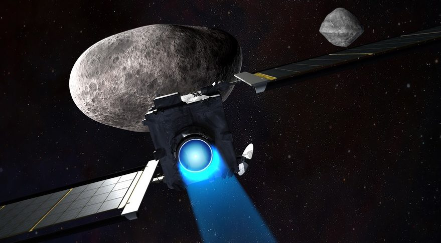 AIDA: come l'ESA e la NASA proteggeranno la Terra dagli asteroidi thumbnail