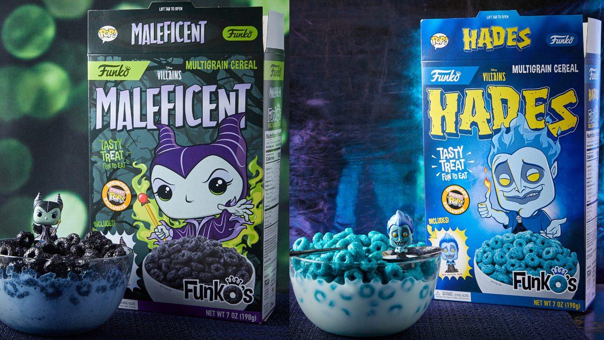 Funko ha creato delle scatole di cereali a tema Disney! thumbnail