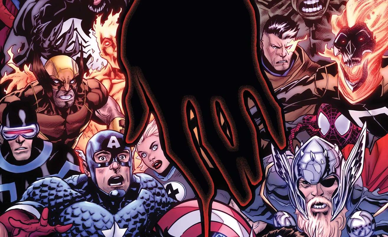Incoming!: il nuovo evento-crossover di Marvel Comics thumbnail