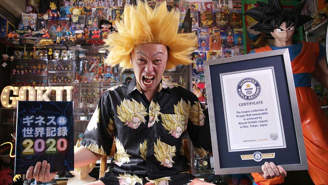 Guinness World Records, dal Giappone la più grande collezione di Dragon Ball thumbnail