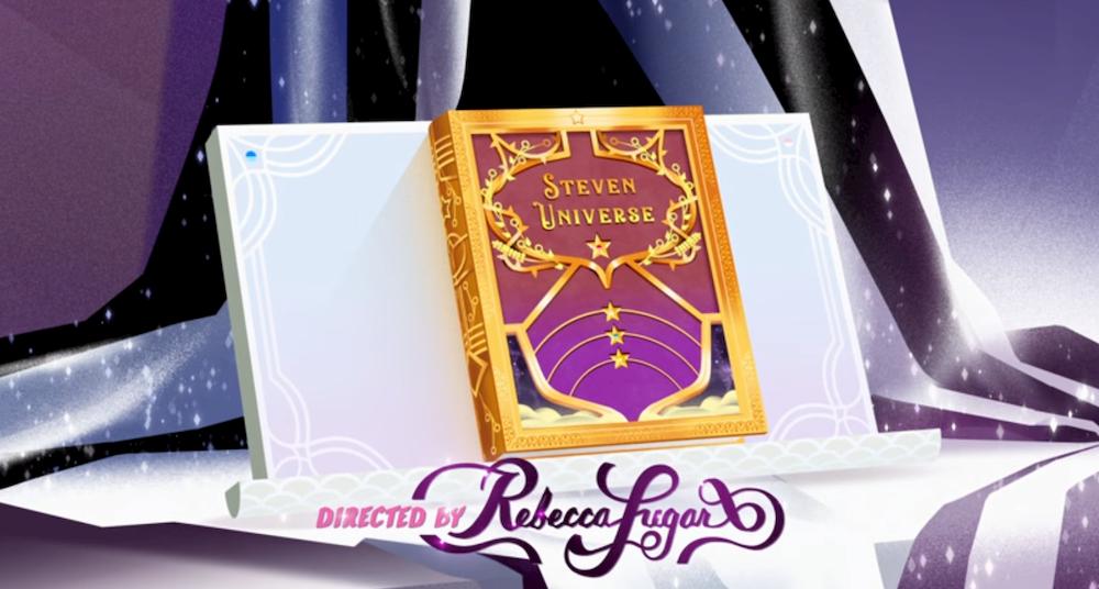Libro Steven Universe The Movie