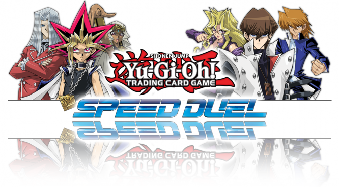 speed duel yu gi oh