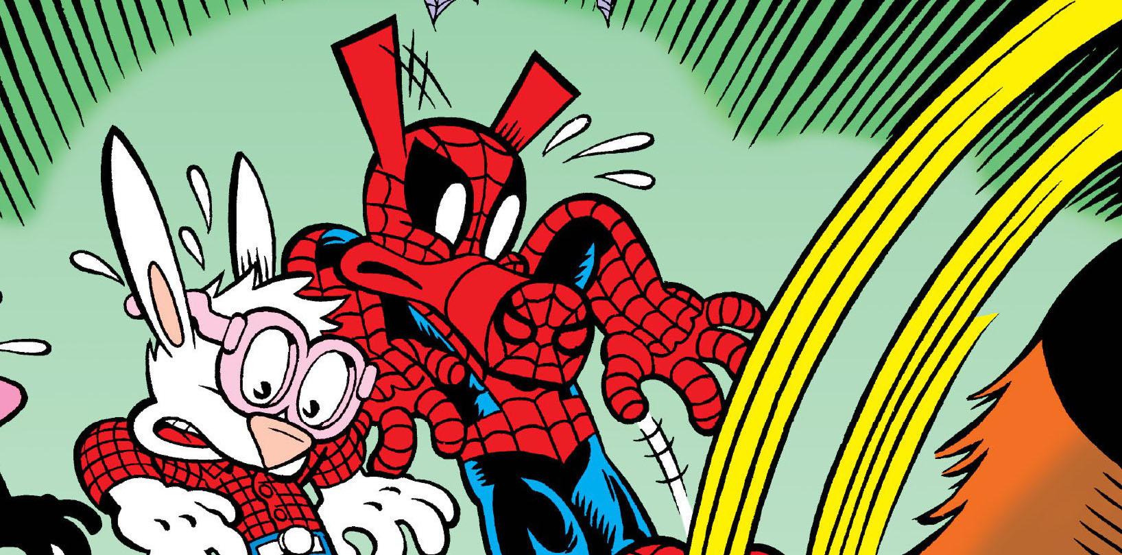 Spider-Ham: la nuova miniserie a fumetti su Peter Porker thumbnail