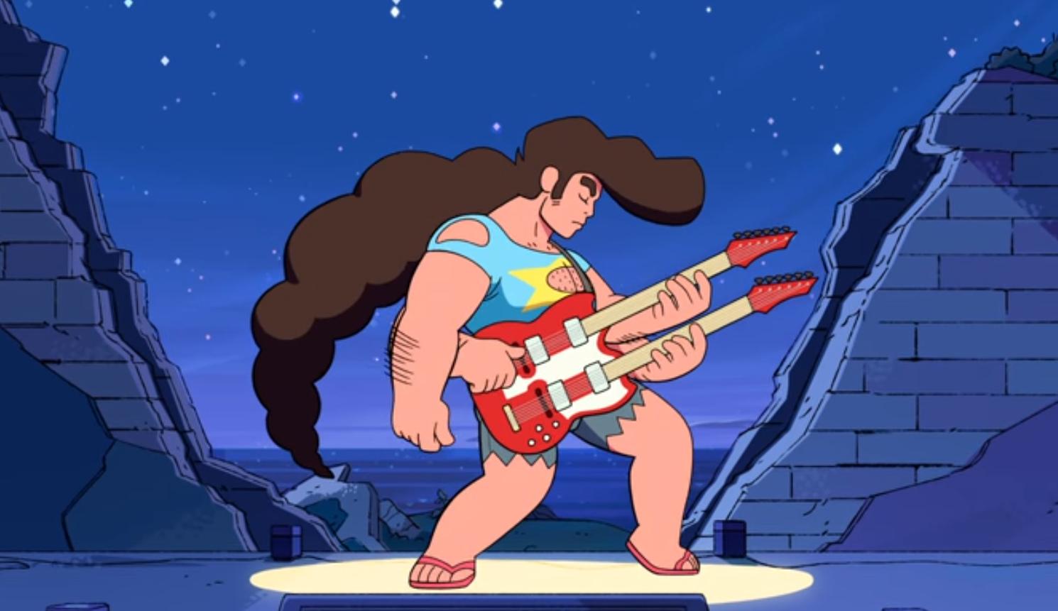 Steg Steven Universe The Movie
