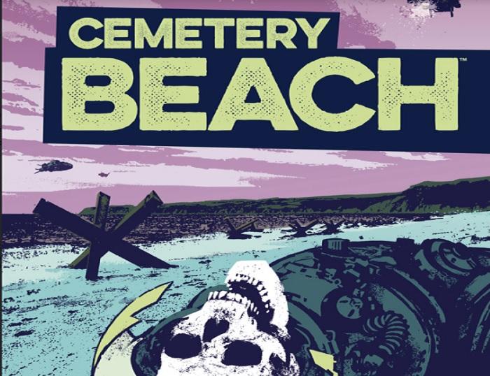 Cemetery Beach: il nuovo graphic novel di Warren Ellis esce a ottobre thumbnail