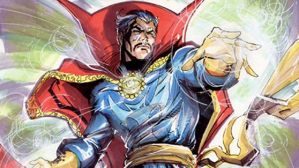 Doctor Strange ottiene un'armatura di Iron Man nel nuovo albo thumbnail