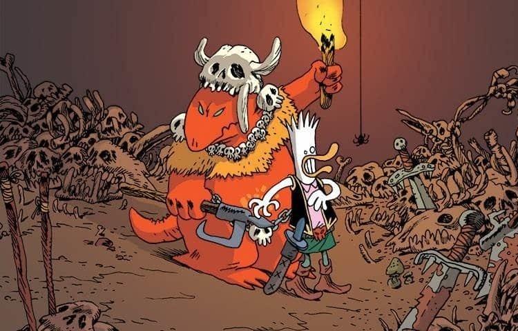 La Fortezza: dungeons, dragons e papere a fumetti thumbnail
