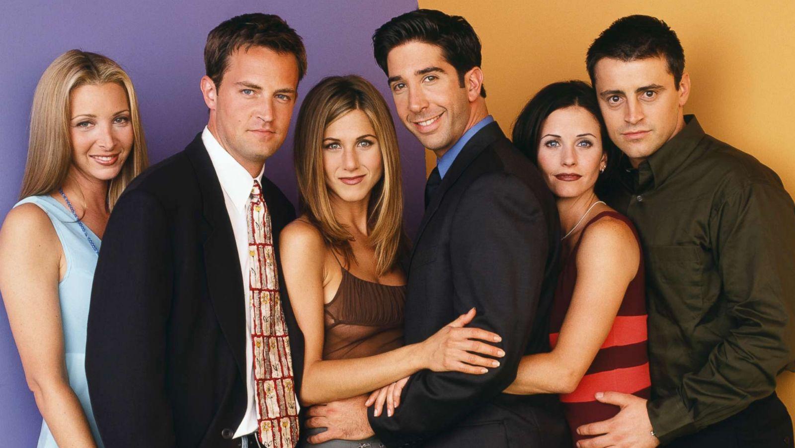 HBO Max sta preparando uno special reunion di Friends thumbnail