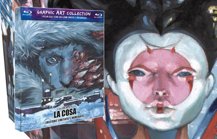 Graphic Art Collection: la collana esclusiva disponibile da ottobre thumbnail