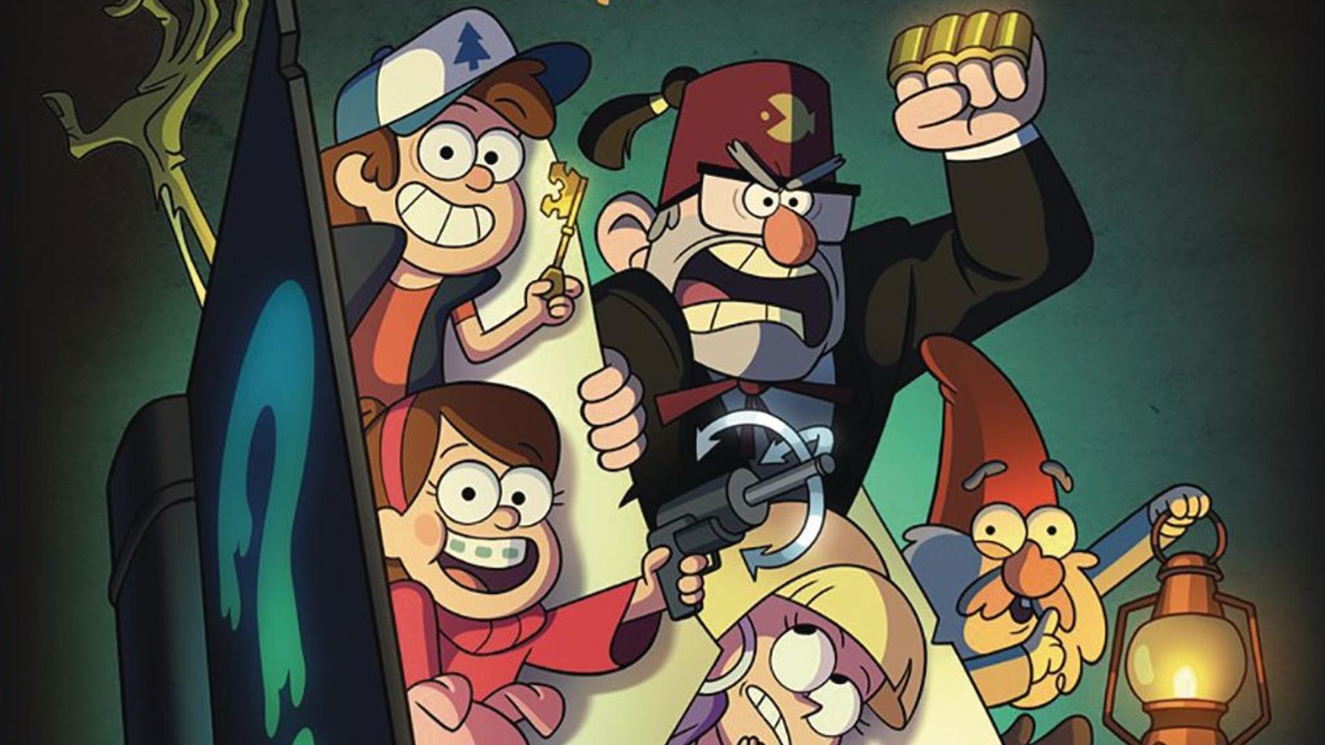 Gravity Falls: arriva il gioco da tavolo (ma solo in Russia) thumbnail
