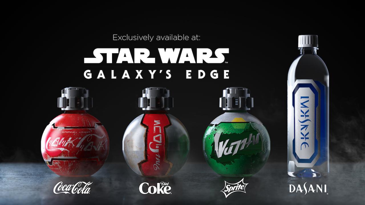 Coca Cola, il TSA ritira il divieto sulle bottiglie speciali 'Star Wars: Galaxy's Edge' thumbnail