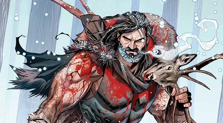 Klaus, il Babbo Natale di Grant Morrison ritorna a dicembre! thumbnail