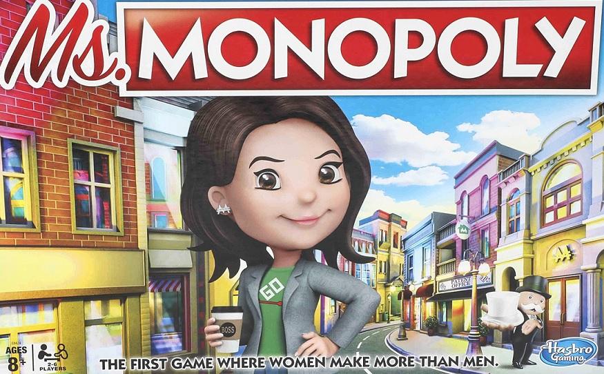 Ms. Monopoly, arriva il gioco in cui le donne guadagnano di più thumbnail