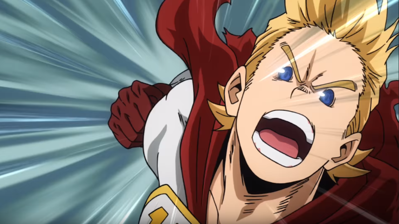 Nuovo trailer per la quarta stagione di My Hero Academia thumbnail