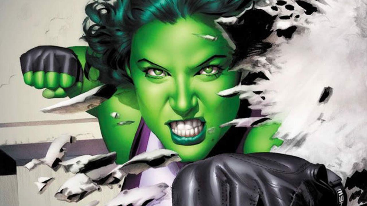 She-Hulk, Stephanie Beatriz nega di essere la protagonista thumbnail