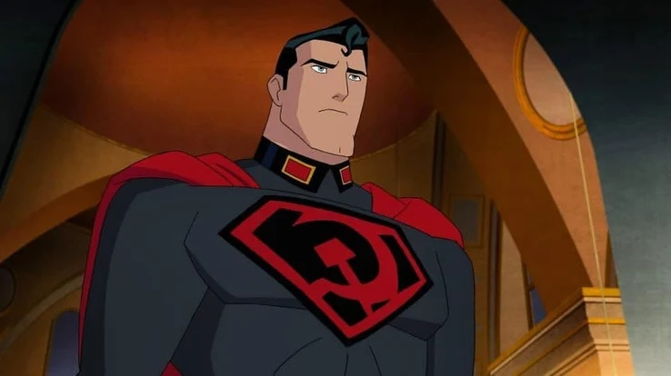 Superman: Red Son, il primo trailer ufficiale thumbnail