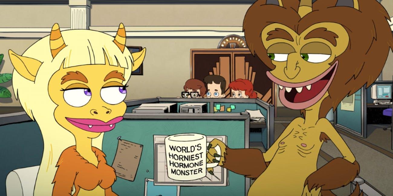 Big Mouth, il trailer della terza stagione è online thumbnail