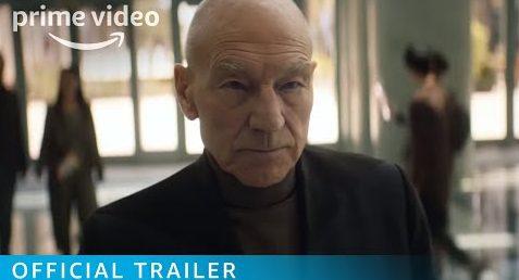 Star Trek: Picard, il secondo trailer con la data di uscita thumbnail
