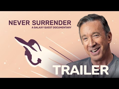 Never Surrender: il trailer del documentario su Galaxy Quest thumbnail