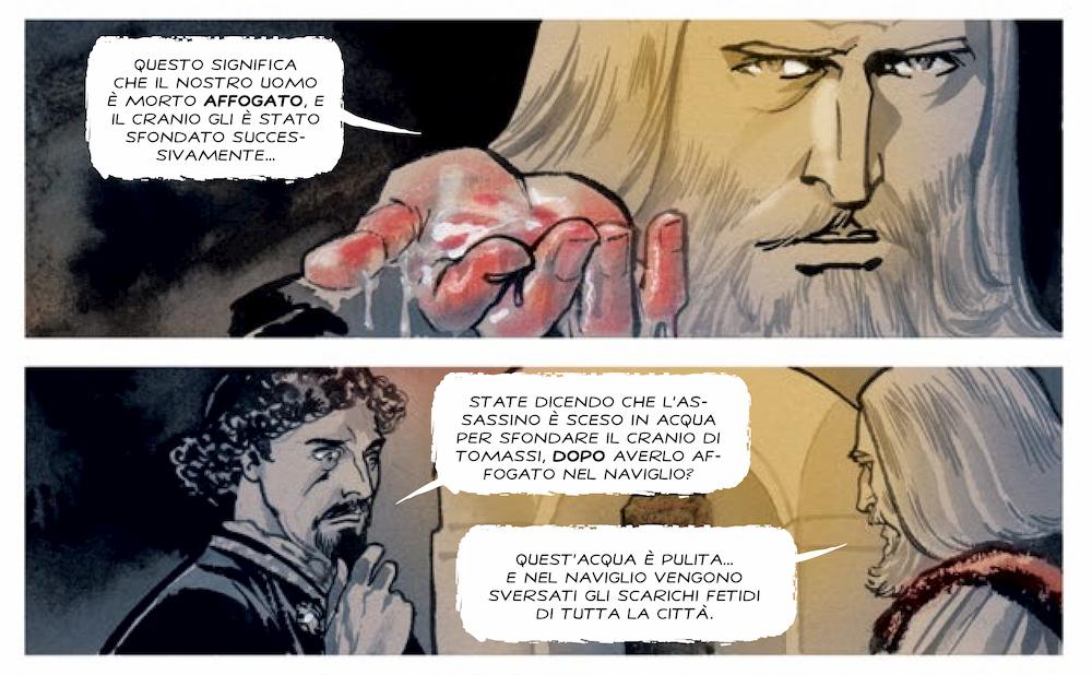 Comics&Science Lucca Comics 2019 The Leonardo Issue