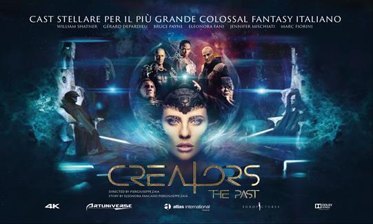 Creators - The Past arriva a Lucca Comics and Games thumbnail