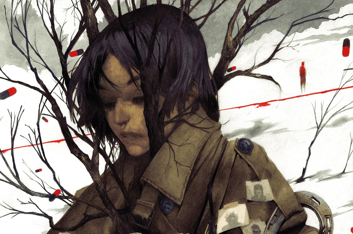 Il Confine, la nuova serie a fumetti presentata al Lucca Comics & Games 2019 thumbnail