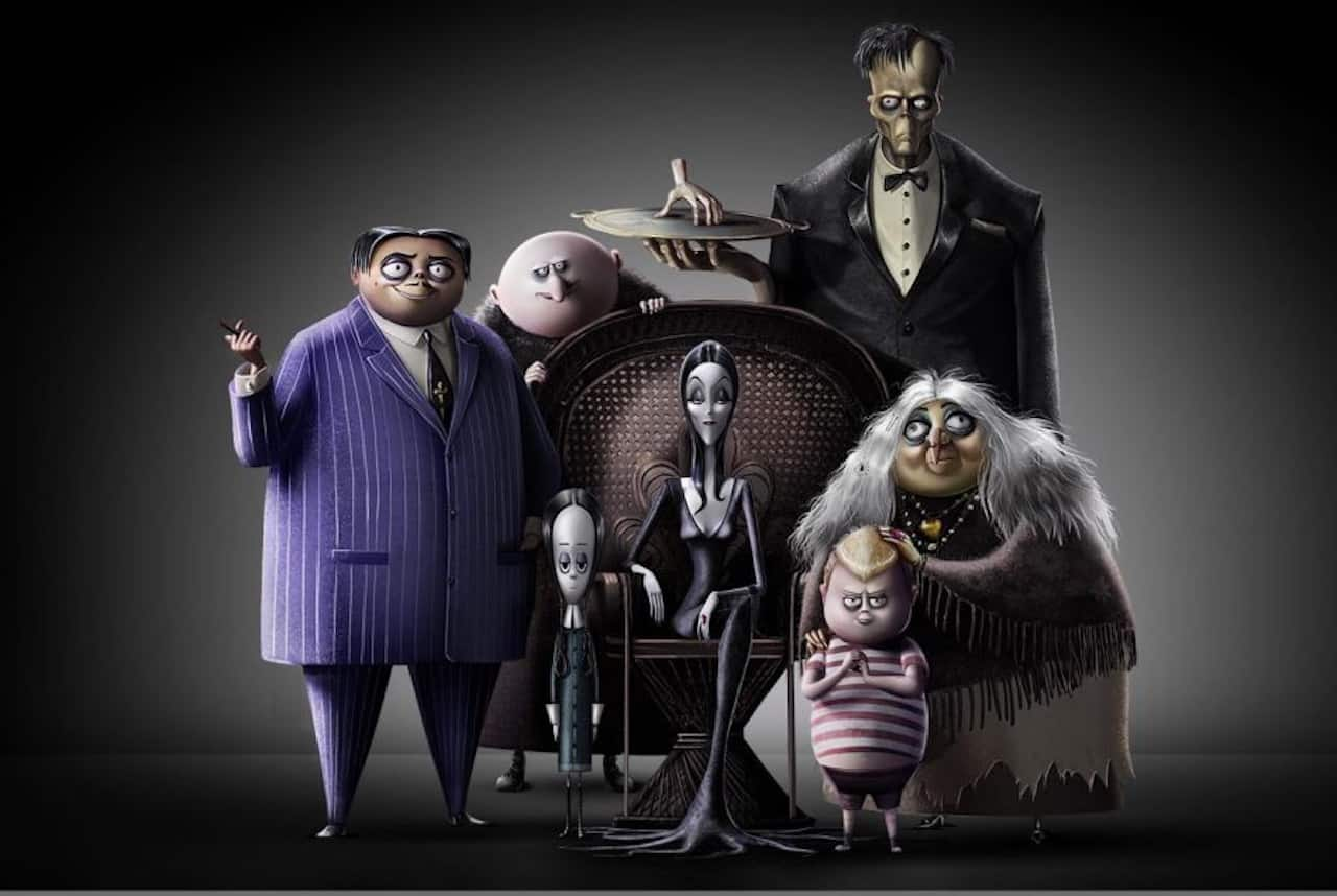 La Famiglia Addams, dopo l'ottimo debutto confermato il sequel thumbnail