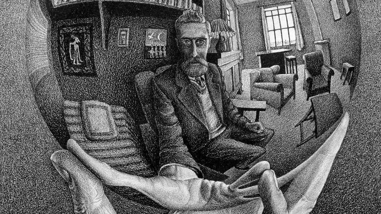 Escher – Viaggio nell'infinito, il trailer del documentario su M.C. Escher thumbnail