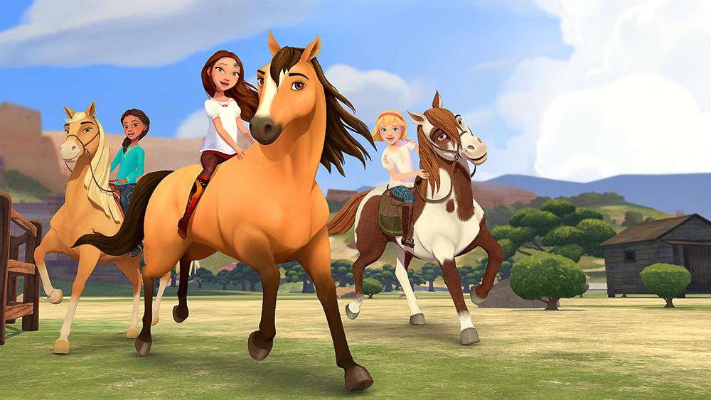DreamWorks annuncia The Bad Guys e il sequel di Spirit thumbnail