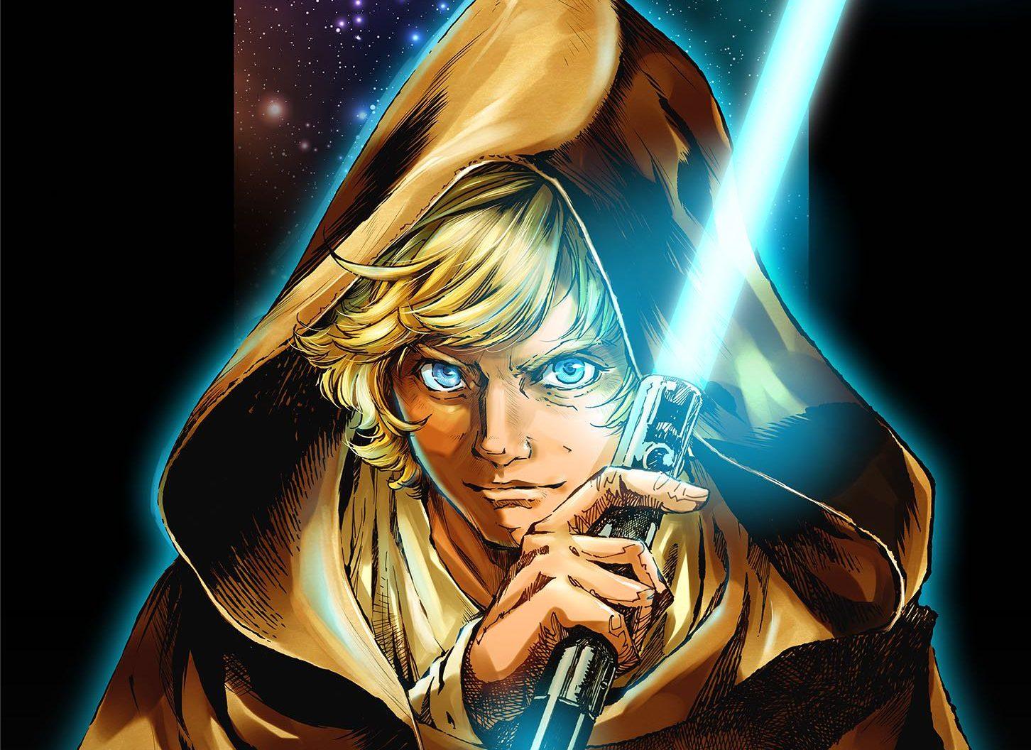 Star Wars: in arrivo un manga su Luke Skywalker thumbnail