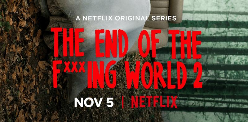 The End of the Fucking World: il trailer della seconda stagione thumbnail