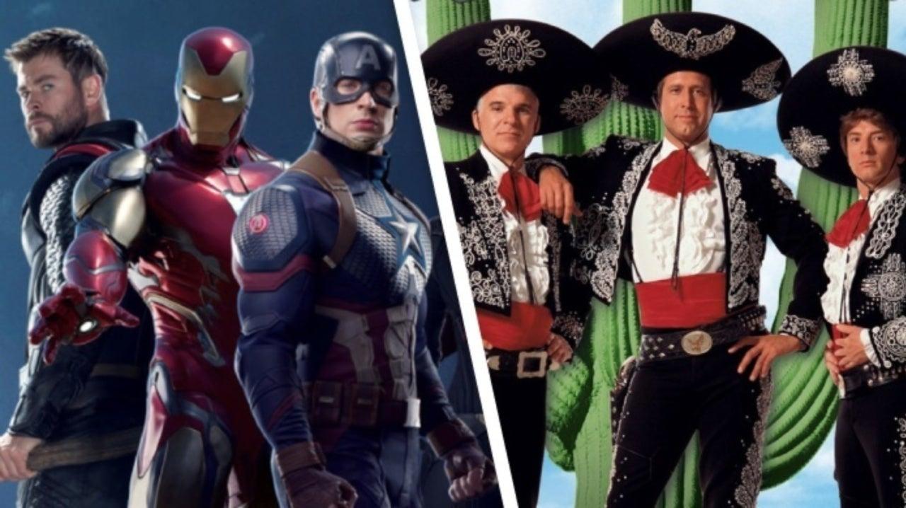 Chris Hemsworth vuole rifare I tre Amigos! con Chris Evans e Robert Downey Jr. thumbnail