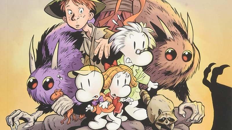 Bone: Netflix annuncia l'arrivo della serie animata sul fumetto di Jeff Smith thumbnail
