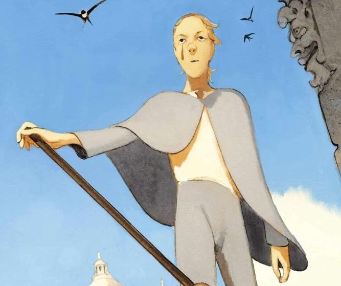 Celestia: Manuel Fior presenta il suo nuovo lavoro thumbnail