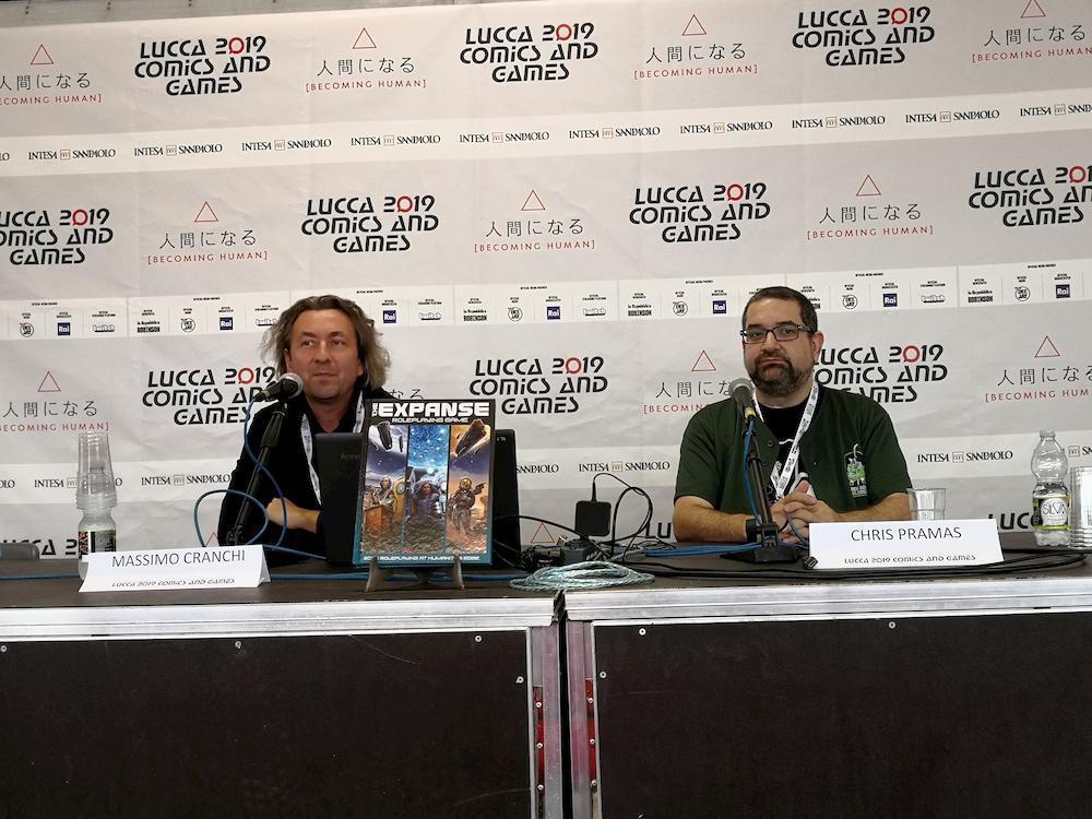 Wyrd porterà 'The Expanse' di Green Ronin in Italia thumbnail