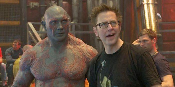James Gunn vedrebbe bene un film incentrato su Drax thumbnail