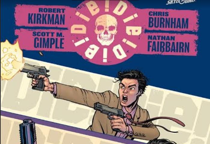 Die! Die! Die!, esce in Italia il nuovo fumetto di Robert Kirkman thumbnail