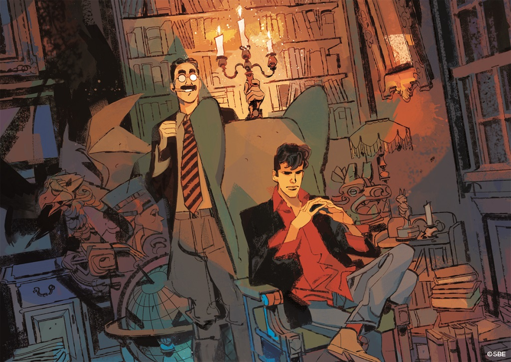 James Wan produrrà la serie tv di Dylan Dog thumbnail