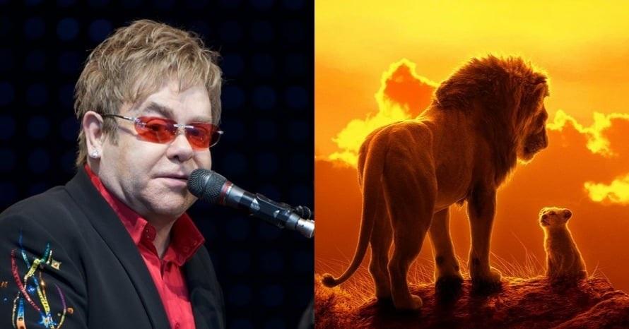 Per Elton John il remake de Il Re Leone è stato una grande delusione thumbnail