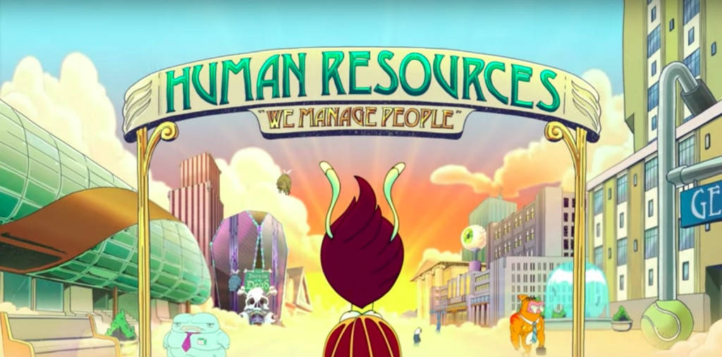 Human Resources, in arrivo lo spin-off sui mostri di Big Mouth thumbnail