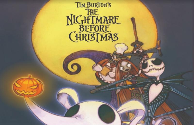 Il viaggio di Zero: arriva in libreria lo spin-off di The Nightmare Before Christmas thumbnail