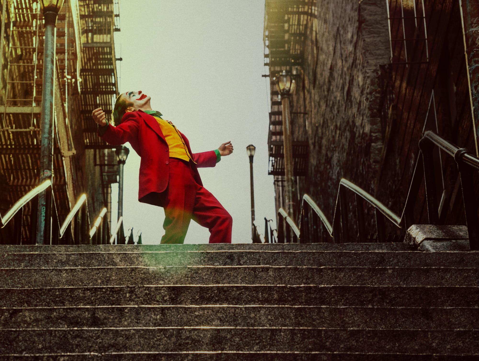 Joker: il regista vorrebbe un film di Batman nella 'sua' Gotham thumbnail