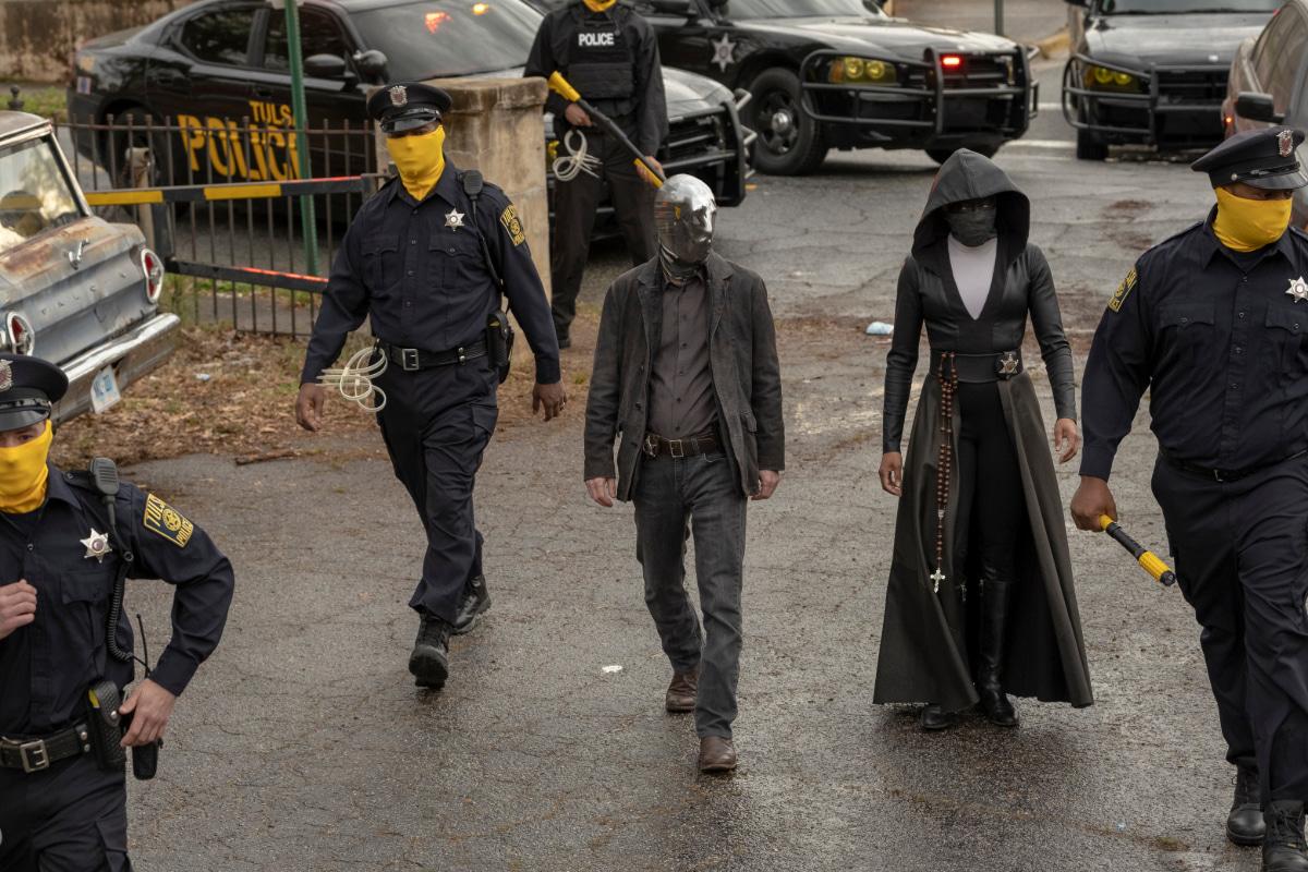 Watchmen: record di ascolti per una series premiere nel 2019 per HBO thumbnail
