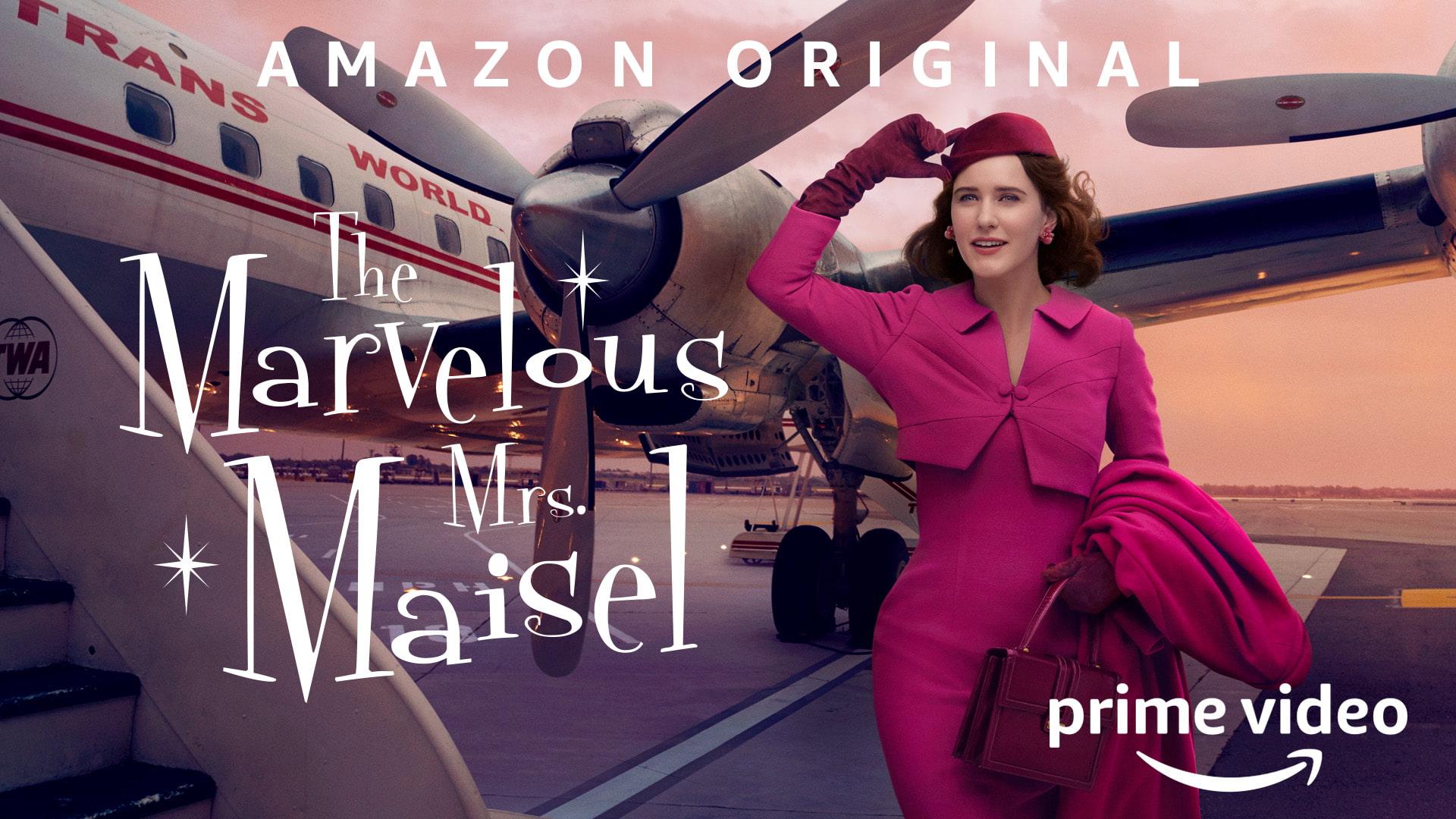 Marvelous Mrs. Maisel tornerà per la stagione 4 thumbnail