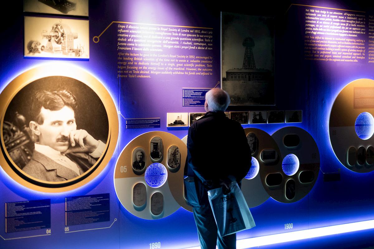 Nikola Tesla Exhibition: la pronipote dello scienziato ospite il 25 gennaio thumbnail